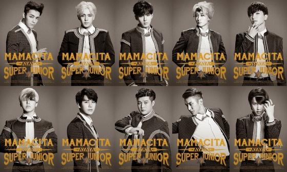 Mamacita Super Junior SUJU 2014